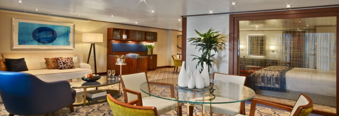 Owner's Suite Seabourn Encore