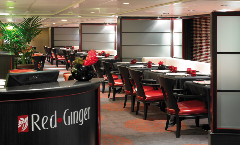Marina Restaurant Red Ginger