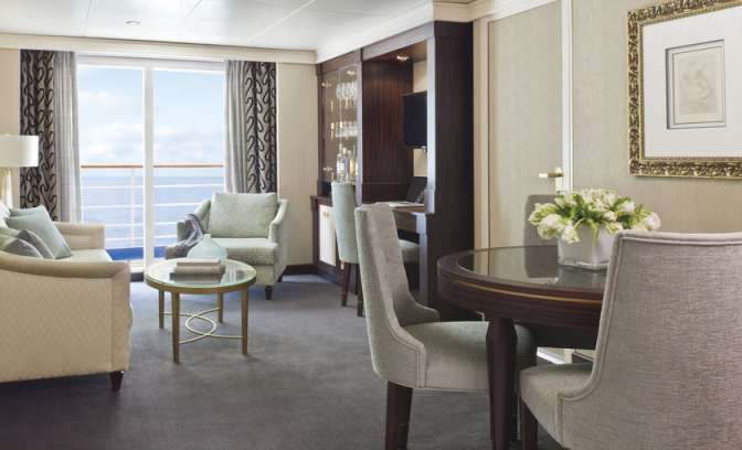 Grand Suite Navigator Seven Seas