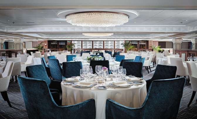 Restaurant Compass Rose Seven Seas