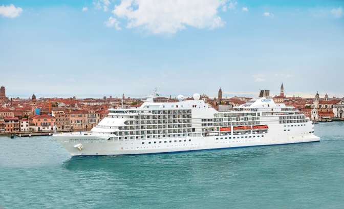 Regant Seas Cruise in Venedig